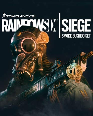 Tom Clancy's Rainbow Six Siege – Smoke Bushido Set