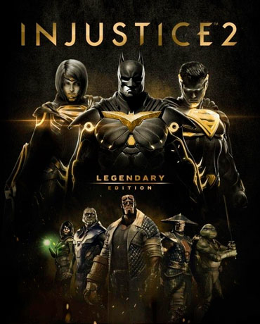 Injustice 2 – Legendary Edition