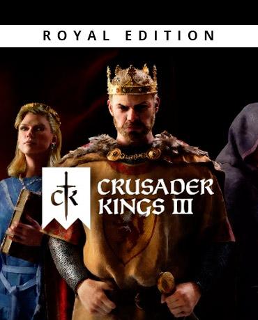 Купить Crusader Kings III – Royal Edition лицензионный ...