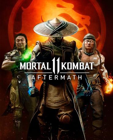 Купить Mortal Kombat 11 – Aftermath лицензионный ключ ...