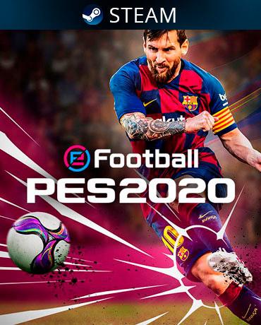 Купить eFootball PES 2020 лицензионный ключ Steam дешево ...