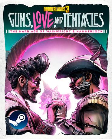 Купить Borderlands 3 – Guns, Love, and Tentacles (Steam ...