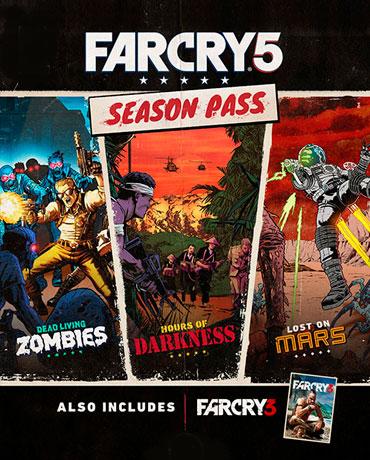 Far Cry 5 – Season Pass