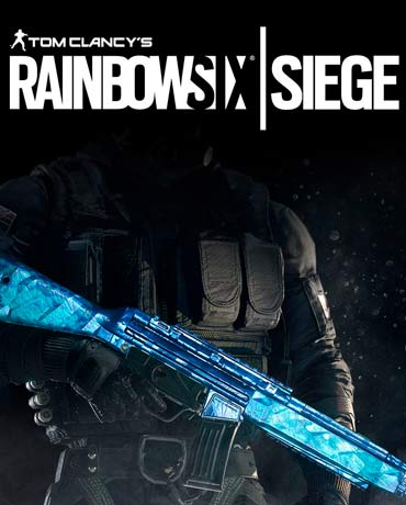 Tom Clancy's Rainbow Six Siege – Cobalt Weapon Skin