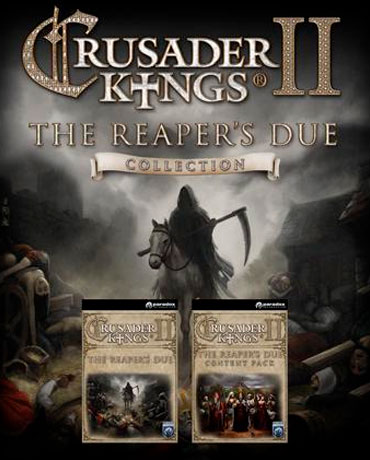 Crusader Kings II: The Reaper's Due – Collection