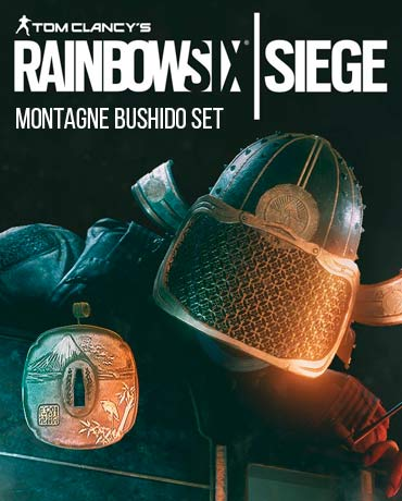Tom Clancy's Rainbow Six Siege – Montagne Bushido Set