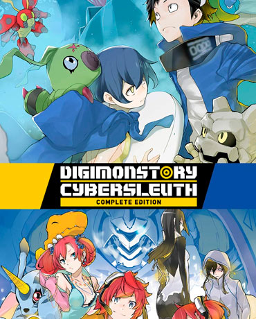 Digimon Story Cyber Sleuth – Complete Edition