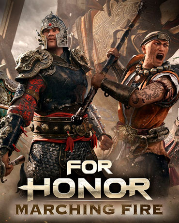For Honor – Marching Fire