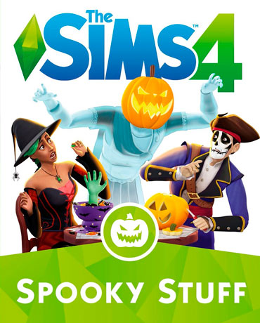 The Sims 4 – Spooky