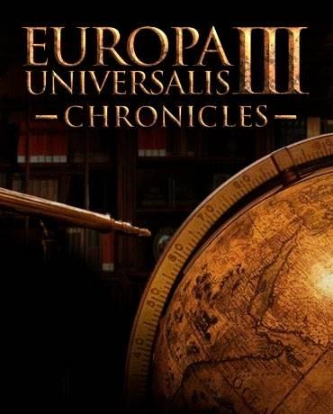 Europa Universalis III: Chronicles Edition