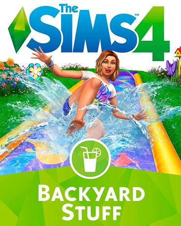 The Sims 4 – Backyard
