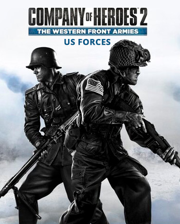 Company of Heroes 2 – The Western Front Armies: US Forces