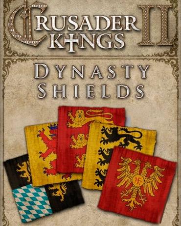 Crusader Kings II: Dynasty Shields