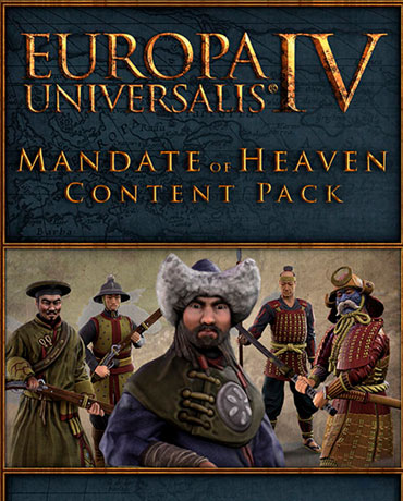 Europa Universalis IV: Mandate of Heaven – Content Pack
