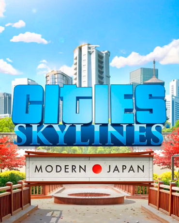 Cities: Skylines – Content Creator Pack: Modern Japan