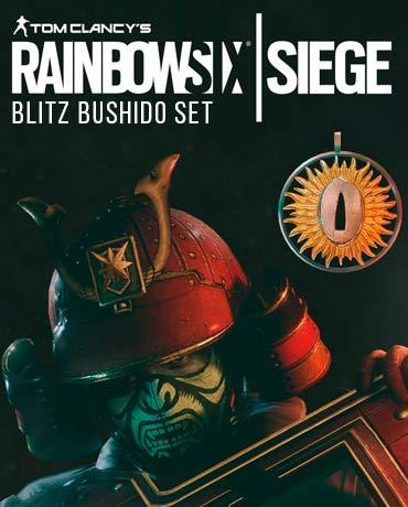 Tom Clancy's Rainbow Six Siege – Blitz Bushido Set
