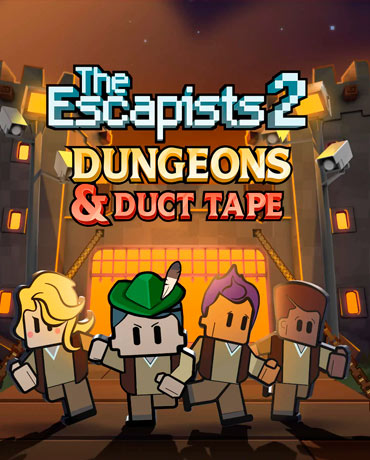 The Escapists 2 – Dungeons and Duct Tape