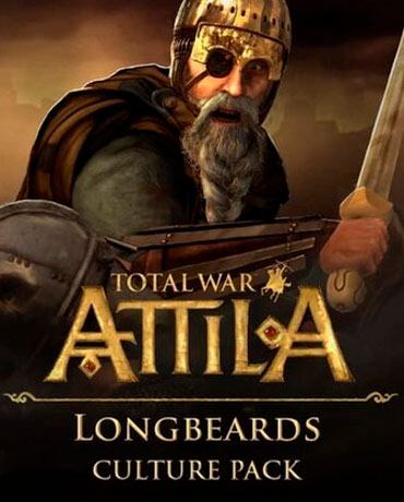 Total War: Attila – Longbeards Culture Pack