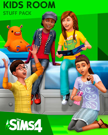 The Sims 4 – Kids Room