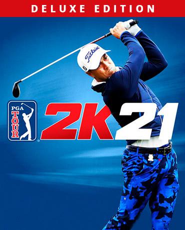 PGA TOUR 2K21 – Deluxe Edition