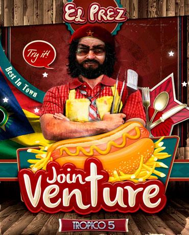 Tropico 5 – Joint Venture