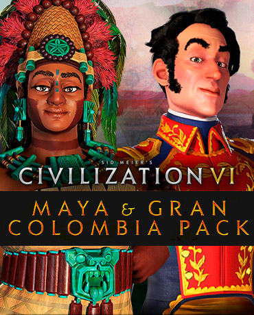 Sid Meier's Civilization VI – Maya and Gran Colombia Pack