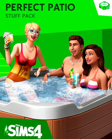 The Sims 4 – Perfect Patio