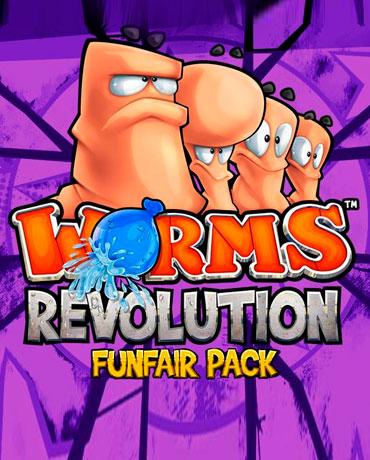 Worms Revolution – Funfair