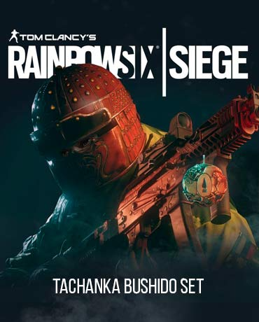 Tom Clancy's Rainbow Six Siege – Tachanka Bushido Set