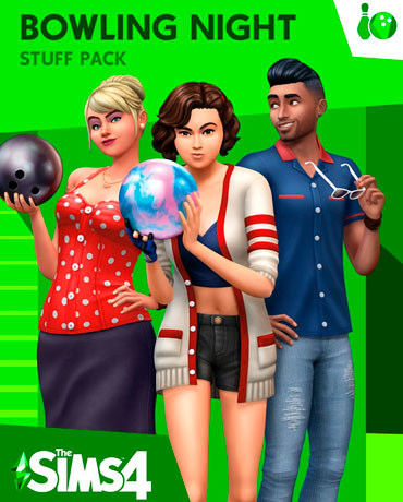 The Sims 4 – Bowling Night