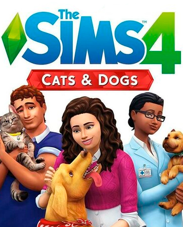 The Sims 4 – Cats and Dogs