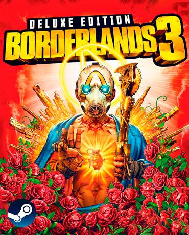 Borderlands 3 – Deluxe Edition (Steam)