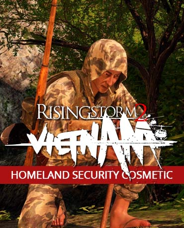 Rising Storm 2: VIETNAM – Homeland Security Cosmetic