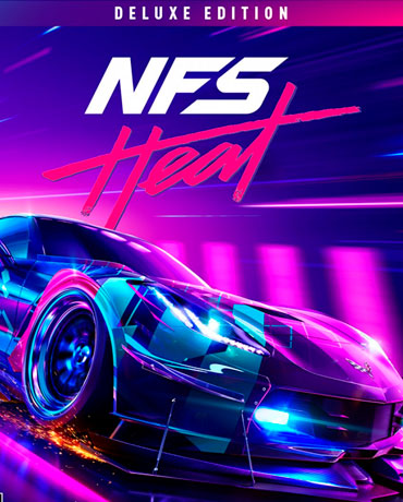 Need for Speed: Heat – Deluxe Edition