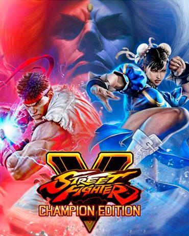 Street Fighter V – Champion Edition Upgrade Kit