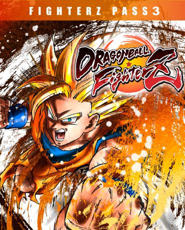 DRAGON BALL FighterZ – FighterZ Pass 3