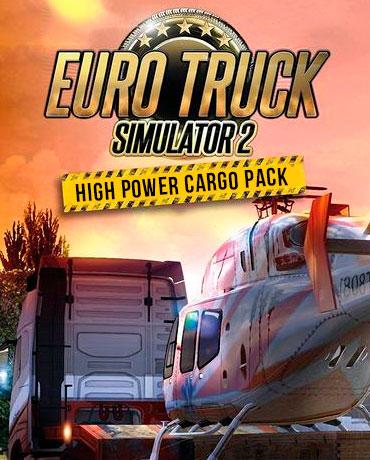 Euro Truck Simulator 2 – High Power Cargo Pack