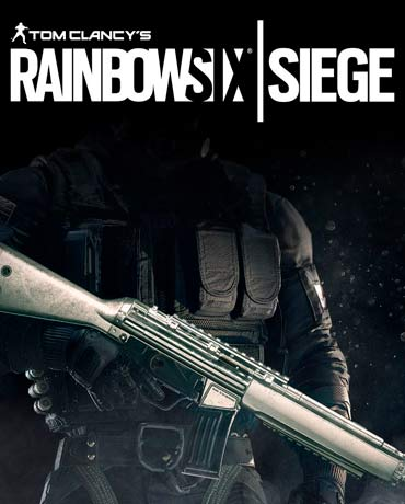 Tom Clancy's Rainbow Six Siege – Platinum Weapon Skin
