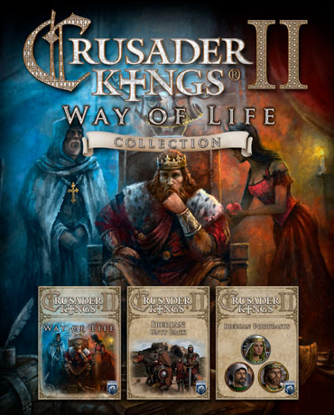 Crusader Kings II: The Way of Life – Collection