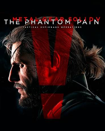 Metal Gear Solid V – The Phantom Pain