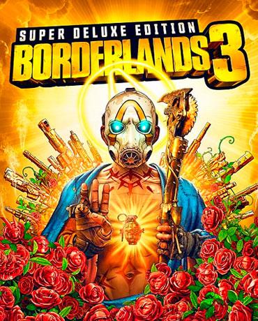Borderlands 3 – Super Deluxe Edition
