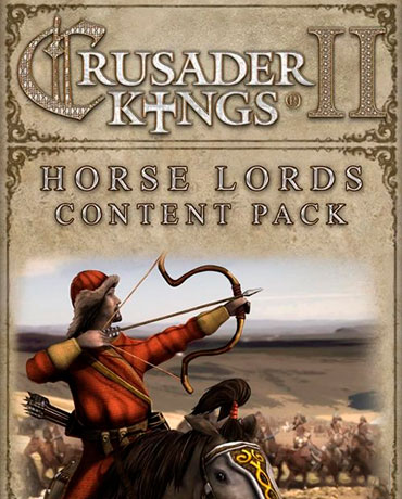 Crusader Kings II: Horse Lords – Content Pack