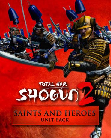 Total War: SHOGUN 2 – Saints and Heroes Pack