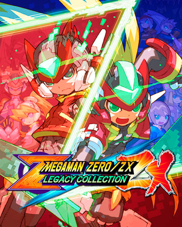 Mega Man Zero – Legacy Collection