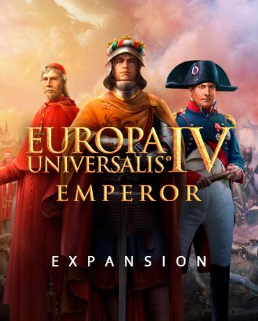 Europa Universalis IV: Emperor – Expansion