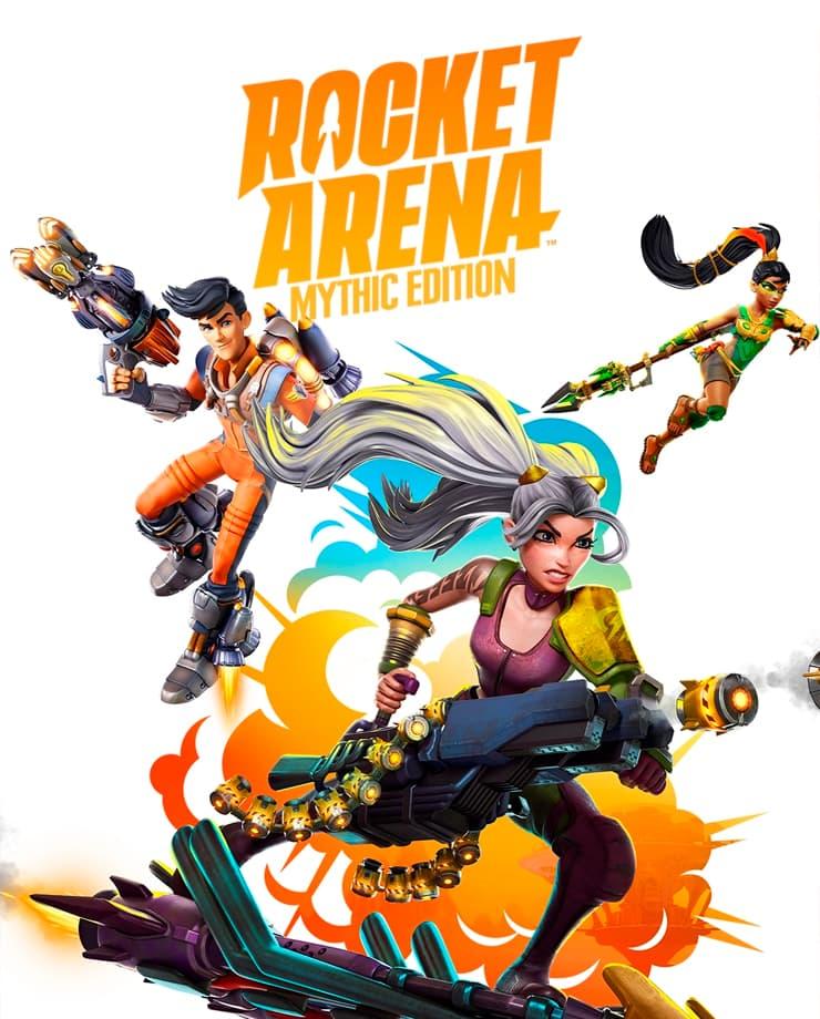 Rocket Arena – Mythic Edition