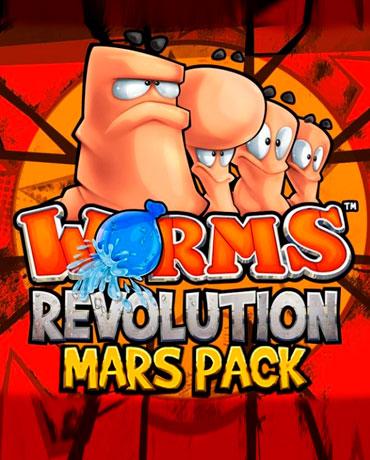 Worms Revolution – Mars Pack