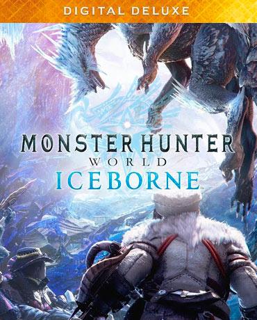 Monster Hunter World: Iceborne – Deluxe Edition