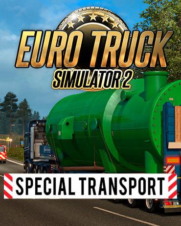 Euro Truck Simulator 2 – Special Transport