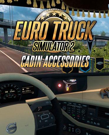 Euro Truck Simulator 2 – Cabin Accessories